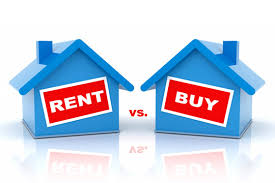 which is better; to rent or buy?