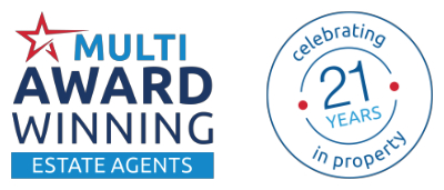 Liberty BLue Award Winning Estate Agents