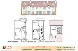 plans of family homes lime grove oakridge ferrybank