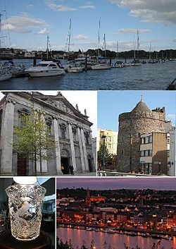 Waterford City Quality of life