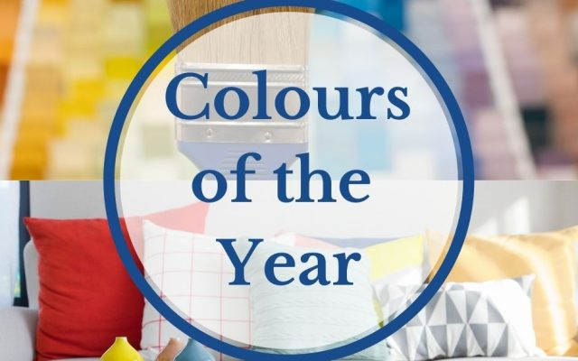 colours of the year 2021