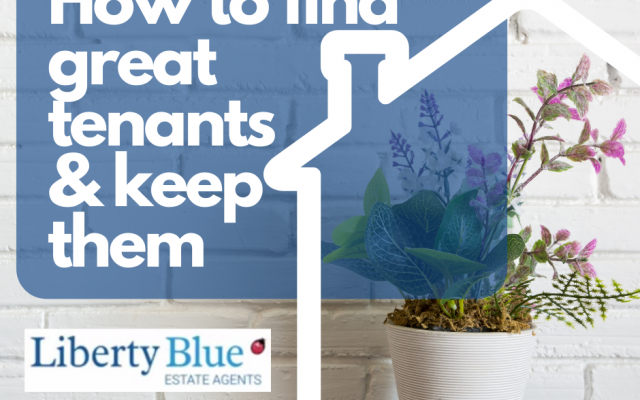 How to find great tenants and keep them - Liberty Blue Auctioneers and Estate Agents Waterford