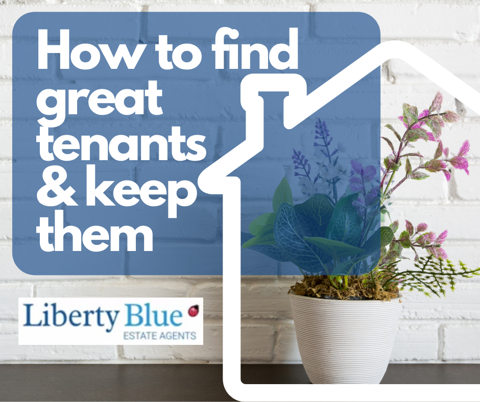 How to Find Great Tenants and Keep Them