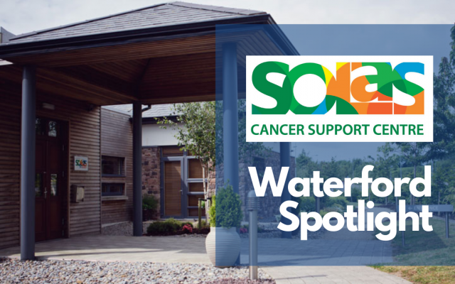 solas centre waterford liberty blue charity spotlight