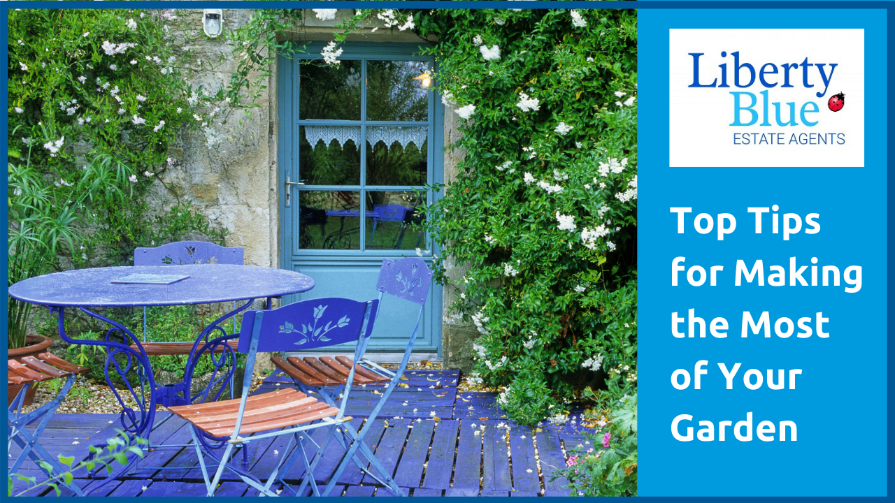 Outside Space: Top Tips for Making the Most of Your Garden