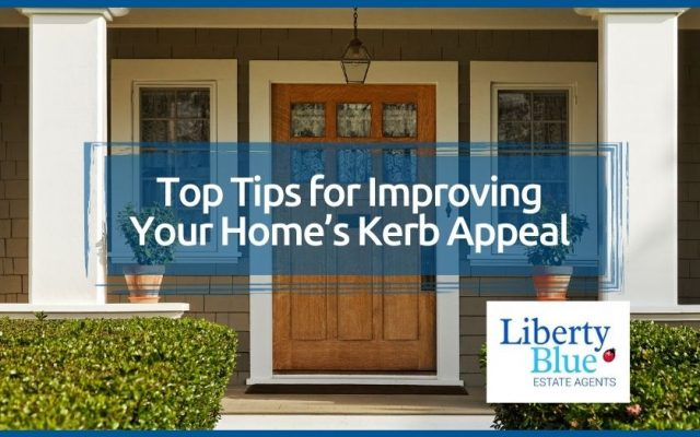 Kerb appeal top tips on home to improve it